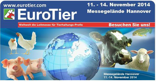 Eurotier 2014 Hannover